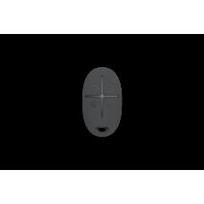 Пульт управления с тревожной кнопкой Ajax SpaceControl black