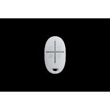 Пульт управления с тревожной кнопкой Ajax SpaceControl white