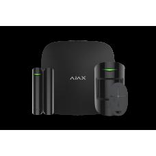 Стартовый комплект сигнализации Ajax StarterKit black
