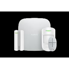 Стартовый комплект сигнализации Ajax StarterKit Plus white