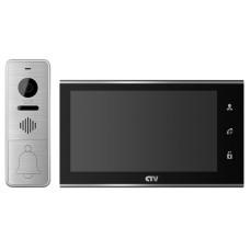 CTV-DP4705AHD Комплект цветного видеодомофона
